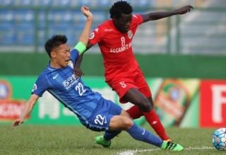 Thua Jiangsu Suning, Bình Dương chia tay AFC Champions League