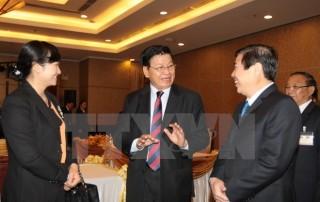 Thủ tướng Lào kết thúc chuyến thăm hữu nghị chính thức Việt Nam