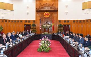 Tổng thống Obama hội kiến Thủ tướng Nguyễn Xuân Phúc