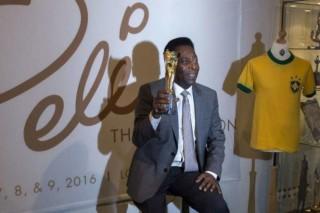 Điểm tin sáng 10-6: Pele thu được 5 triệu USD từ các kỷ vật