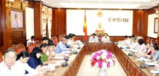 Tổ chức hội nghị trực tuyến quán triệt, triển khai các Bộ luật