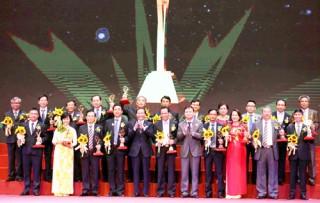Đạt giải vàng Giải thưởng chất lượng quốc gia 2015