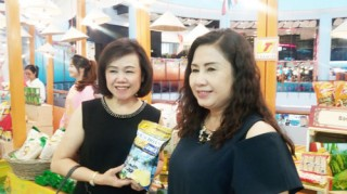 Doanh nghiệp Bến Tre tham gia Tuần lễ hàng Việt tại Thái Lan