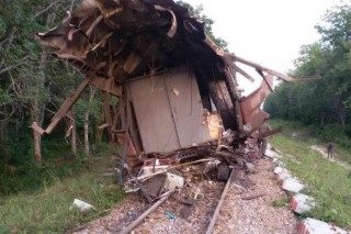 Nổ bom trên tàu hỏa ở Thái Lan làm nhiều người thương vong