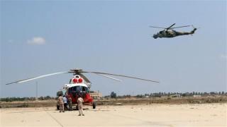 Rơi máy bay quân sự ở miền Đông Libya làm 5 người thiệt mạng