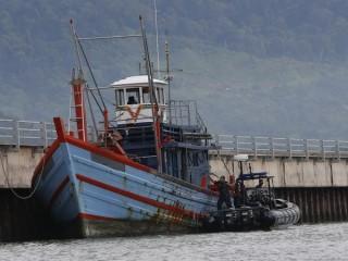 Các tay súng bắt cóc ngư dân Indonesia ngoài khơi Malaysia