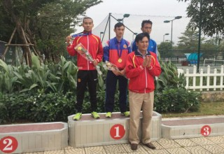Phá 3 kỷ lục tại Giải điền kinh vô địch quốc gia 2016