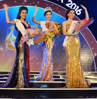 Thí sinh Đoàn Thị Ngọc Như đoạt danh hiệu Hoa khôi