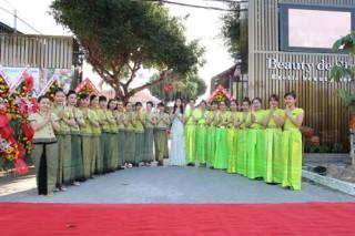 Trải nghiệm massage Thái tại Beauty de Siam chi nhánh Bến Tre
