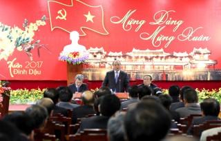 Thủ tướng Nguyễn Xuân Phúc thăm, chúc Tết Đảng bộ, chính quyền, nhân dân tỉnh Thừa Thiên-Huế