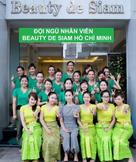Làm đẹp theo công nghệ Thái Lan tại Beauty de Siam Bến Tre