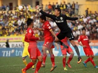 Thắng Thành phố Hồ Chí Minh, Bình Dương có 3 điểm trên sân nhà