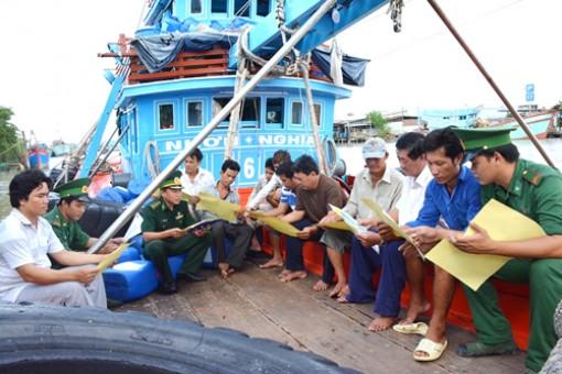Đẩy mạnh phát triển kinh tế biển