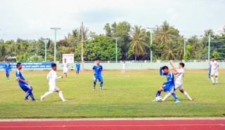 Khởi động Giải bóng đá Hạng Nhì Quốc gia năm 2017