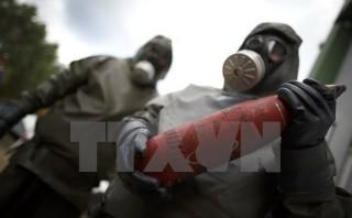 Cảnh báo nguy cơ sử dụng vũ khí hóa học gia tăng tại Nga