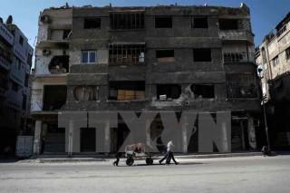 Quân chính phủ Syria giành quyền kiểm soát thành phố Homs