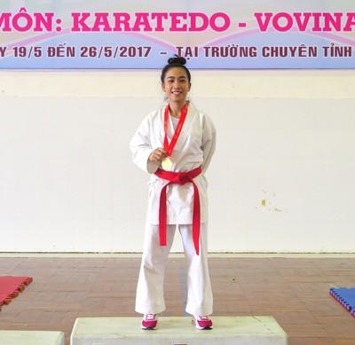 Kết thúc môn Karatedo, TP. Cần Thơ vô địch 12 nội dung