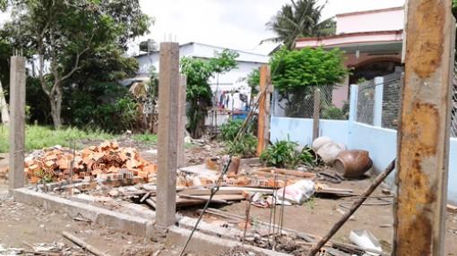 Bà Nguyễn Thị Minh Châu rất cần một mái nhà để ở