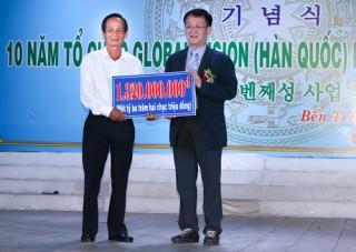 Hỗ trợ không hoàn lại cây giống cho 4.300 hộ