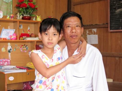 Gia đình anh Nguyễn Văn Hoàng đang cần giúp đỡ
