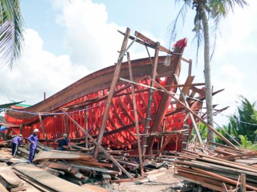 Làng nghề ven biển với phát triển du lịch