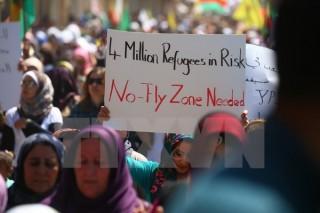 Người Kurd Syria tổ chức bầu cử, chuyển thông điệp tới ông Assad
