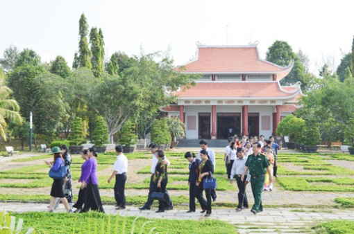 Những điểm đến thu hút du khách