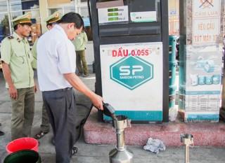 Chống thất thu thuế từ hoạt động kinh doanh xăng dầu