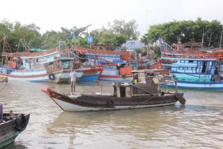 Ngăn chặn ngư dân đánh bắt ở vùng biển nước ngoài