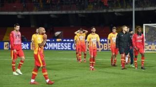 Benevento thua trận thứ 14 tại Serie A