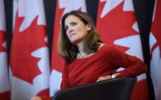 Canada tuyên bố không chào đón Đại sứ Venezuela