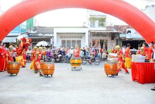 Khai trương Nhà hàng Sài Gòn hội quán