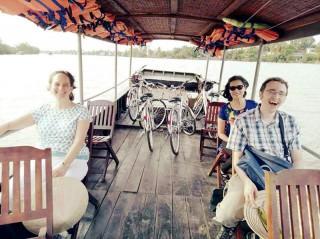 Du lịch ở xã nông thôn mới Phú Nhuận