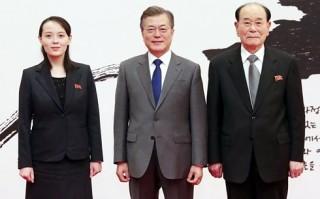 Em gái ông Kim Jong-un thuyết phục Tổng thống Hàn Quốc đến Bình Nhưỡng