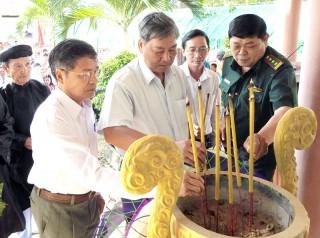 Kỷ niệm 150 năm Ngày mất Đốc binh Phan Ngọc Tòng