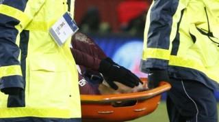 Neymar dính chấn thương nặng trong chiến thắng của PSG