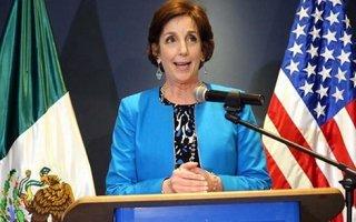 Đại sứ Mỹ tại Mexico Roberta Jacobson từ chức