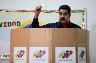 Venezuela sẽ lùi cuộc bầu cử tổng thống tới ngày 20-5