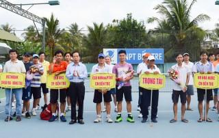 Giải Quần vợt  tranh Cúp VietinBank Bến Tre năm 2018
