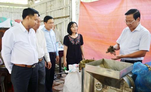 Thêm nền tảng cho chương trình Đồng khởi khởi nghiệp