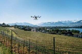 Thụy Sĩ triển khai hệ thống giám sát UAV đầu tiên tại châu Âu