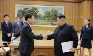 Hàn Quốc và Triều Tiên sẽ tổ chức hội nghị thượng đỉnh vào tháng 4-2018