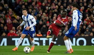 Cầm chân Porto, Liverpool vào tứ kết Champions League