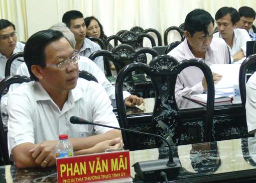 Công bố Trang thông tin điện tử Ban Chấp hành Đảng bộ tỉnh Bến Tre