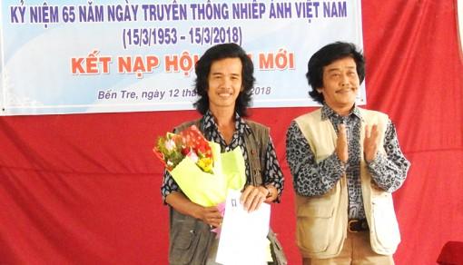 Họp mặt kỷ niệm 65 năm Ngày truyền thống Nhiếp ảnh Việt Nam (15-3-1953 - 15-3-2018)
