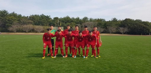 Thua Indonesia, U-16 Việt Nam đứng nhì Giải U-16 quốc tế tại Nhật Bản