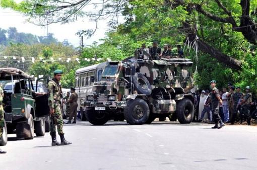Sri Lanka: Hàng trăm người bị bắt sau các vụ bạo lực sắc tộc ở Kandy