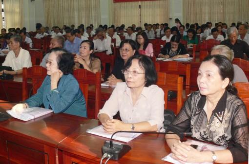Tập trung triển khai thực hiện Nghị quyết Trung ương 6 (khóa XII)