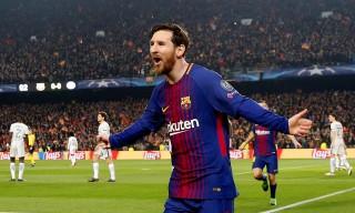 Messi rực sáng, Barcelona hạ Chelsea vào tứ kết Champions League