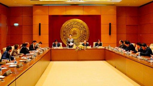 Chủ tịch Quốc hội gặp mặt Đoàn đại biểu doanh nghiệp nhỏ và vừa Việt Nam